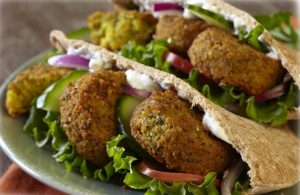 "Lebanese Cuisine - ""My Falasophy"" Helthy Hummus Bar"