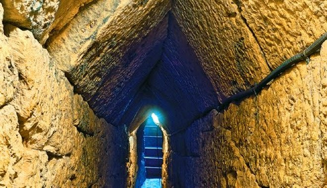 The Tunnel of Eupalinus: A Wonder of Antiquity