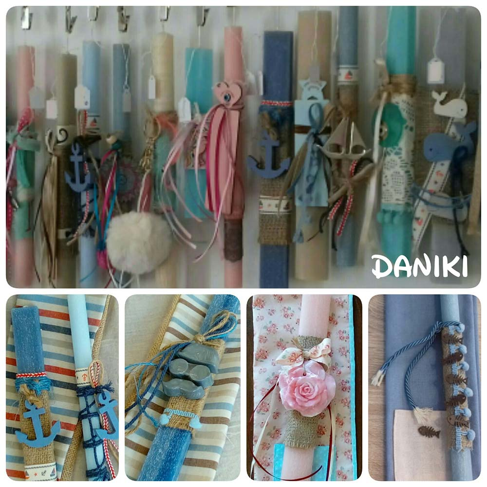Easter at Daniki Handmade stories!