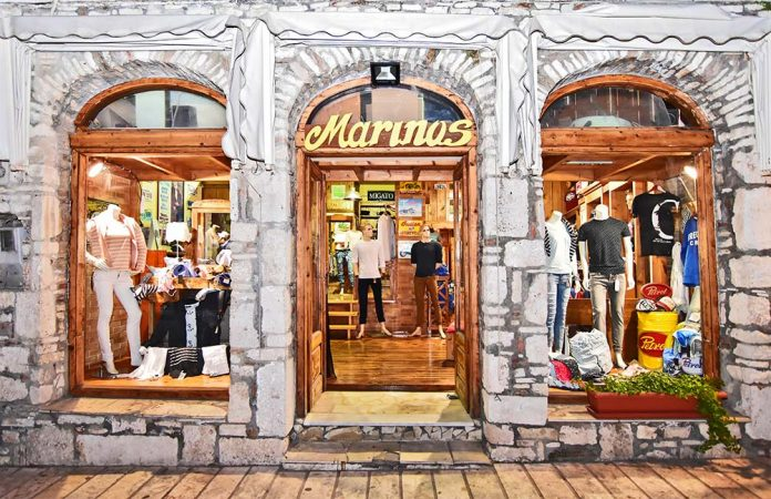 Marinos 87 Casual : Men's and Women's Wear