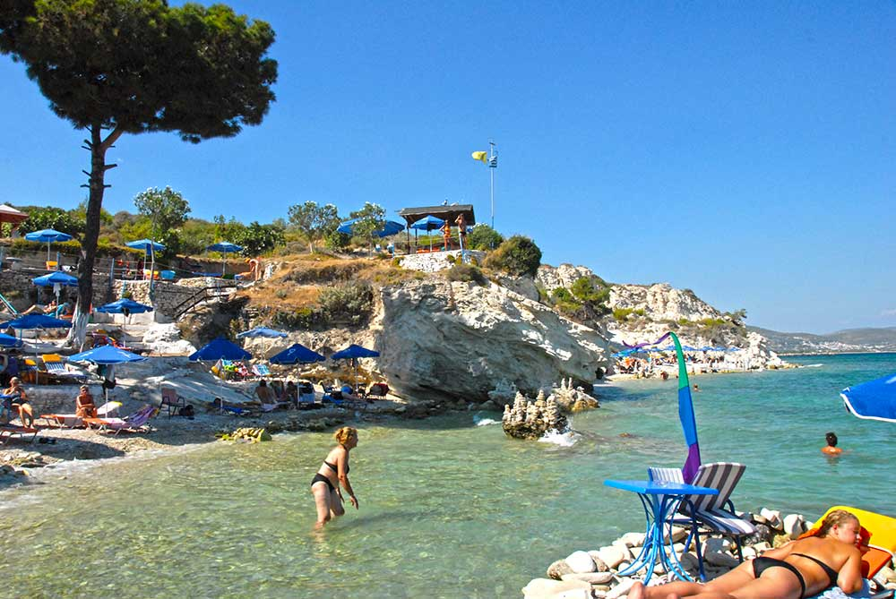 Pappa Beach : A Beach in Samos Like no Other