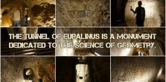 The Tunnel of Epfalinus: Quite impressive facts yet unknown to the many! (Video)